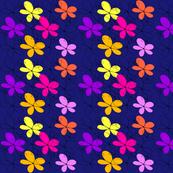 simple_floral blue