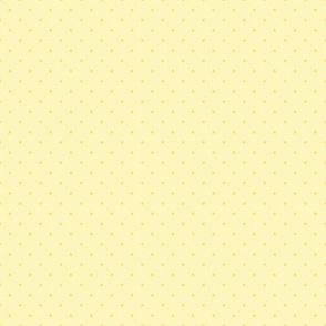 tiny dots - primrose