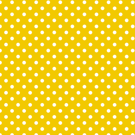 spots - golden fabric by fox&lark on Spoonflower - custom fabric