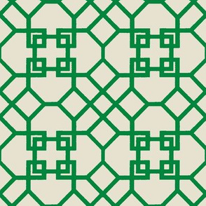 Lattice- Kelly Green