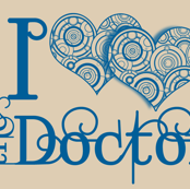 I double heart the doctor