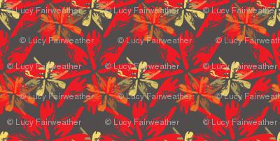 Arrowhead -Red