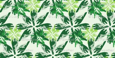 Arrowhead - Green