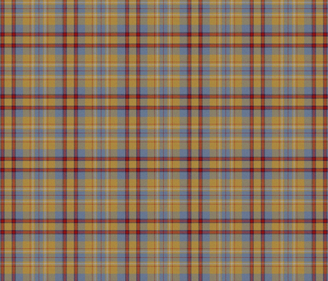 January Tartan fabric by moirarae on Spoonflower - custom fabric