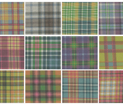 March Tartan