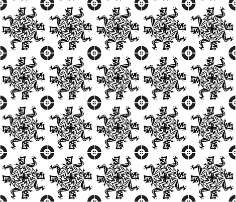 Daily Race fabric by debjoseph on Spoonflower - custom fabric