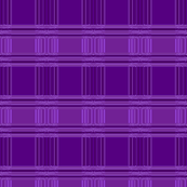 Plum on Plum Plaid © Gingezel™ 2013