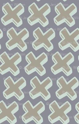 neutral crosses