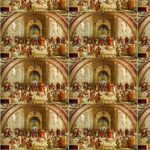 school of athens Print