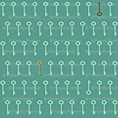 keys - aqua dark 3x