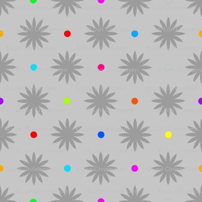 dotty daisies