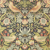 William Morris ~ Strawberry Thief