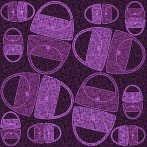 Pretty Purple Purses