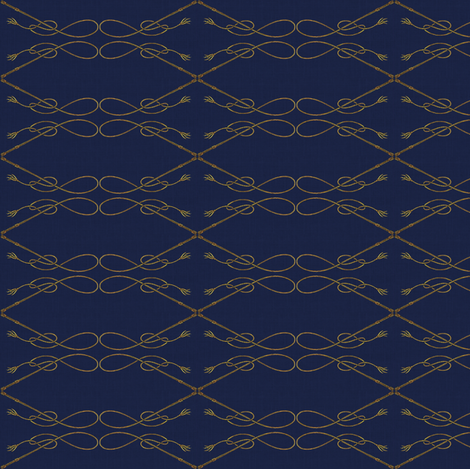 hunting whips navy fabric by ragan on Spoonflower - custom fabric
