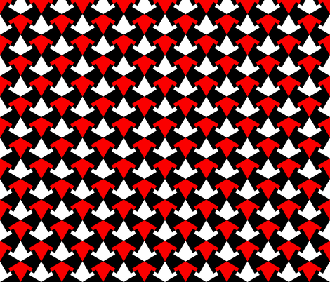 Arrow Tessellation