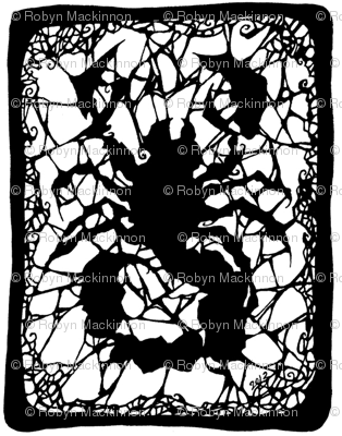 Framed Treasures - Scorpion I