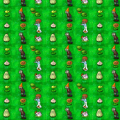 Plants versus Zombies Characters