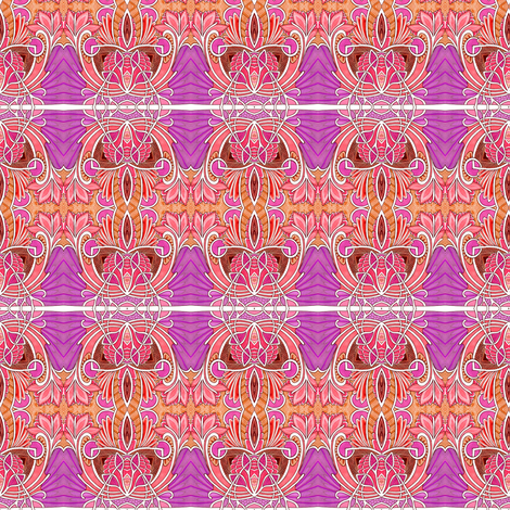 The Elegance of 1928 fabric by edsel2084 on Spoonflower - custom fabric