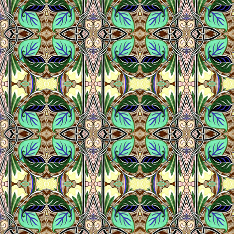 Castaways Island fabric by edsel2084 on Spoonflower - custom fabric