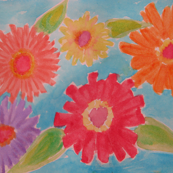 IMG_2675 Watercolor Zinnias