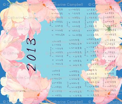 Cosmos calendar 2013
