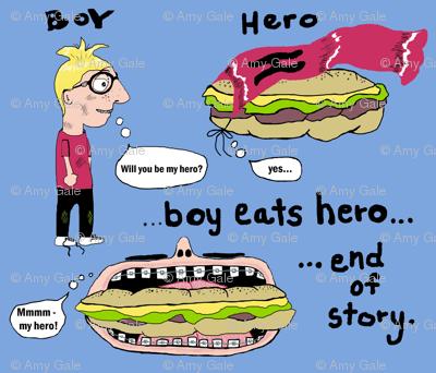 A Hero's Tale
