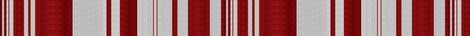 linen uneven stripe red and silver fabric by starlings_law on Spoonflower - custom fabric