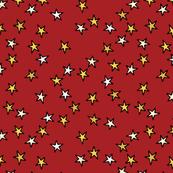 comic stars red