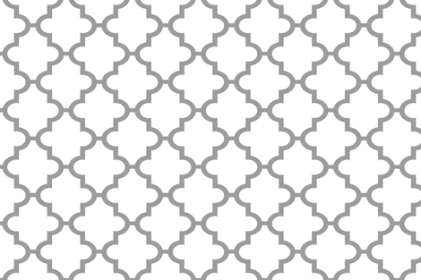 Roman ogee fabric by keweenawchris on Spoonflower - custom fabric