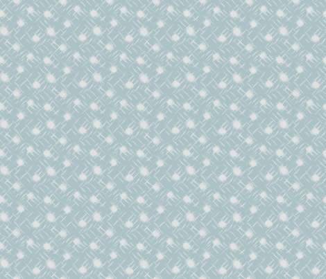 wind blown dot aloe blue fabric by keweenawchris on Spoonflower - custom fabric
