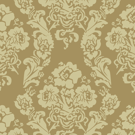 Elizabeth Swann - Pirates of the Caribbean  fabric by mellymellow on Spoonflower - custom fabric