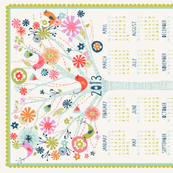 2013 Pretty Tree Calendar