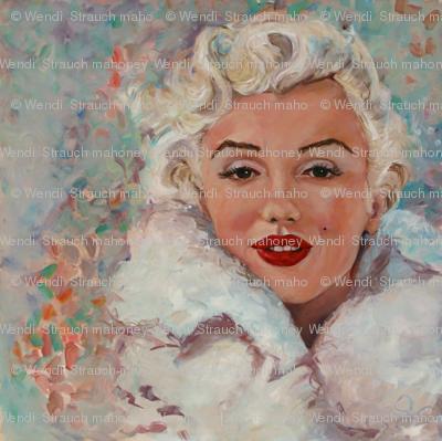 Luscious Marilyn