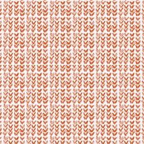 Hand Knit - 02 Pumpkin
