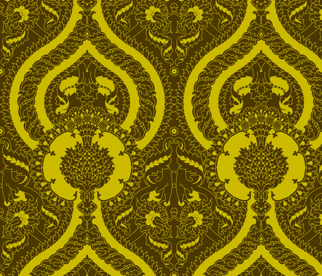 Serpentine 902d fabric by muhlenkott on Spoonflower - custom fabric