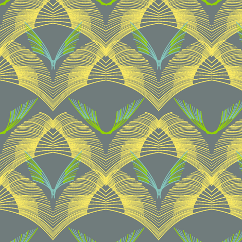 Fligth fabric by kirpa on Spoonflower - custom fabric