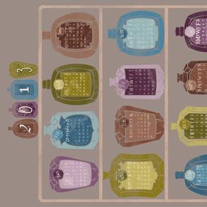 The Apothecary's Calendar (2013)