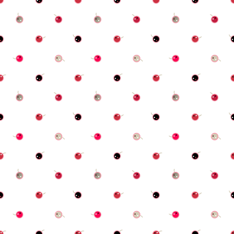 Berrydots fabric by alfabesi on Spoonflower - custom fabric