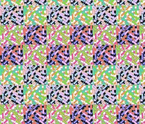 Arrows_2 fabric by modvibe on Spoonflower - custom fabric