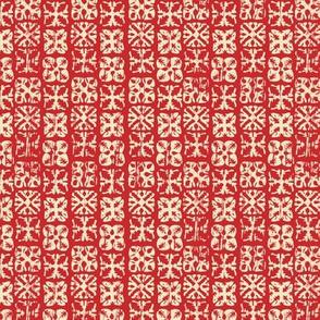 hawaiian quilt_dk_orange