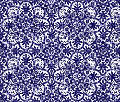 Rrrrrrrbourgogne_tile____admiral____blue_and_white___peacoquette_designs___copyright_2014._shop_preview