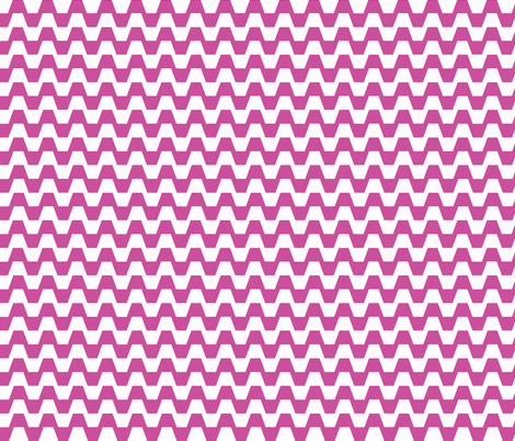 Trapezium in fuschia fabric by little_fish on Spoonflower - custom fabric