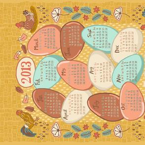 2013 Farm Fresh Calendar