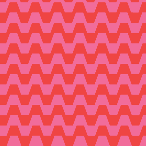 Trapezium in candy fabric by little_fish on Spoonflower - custom fabric