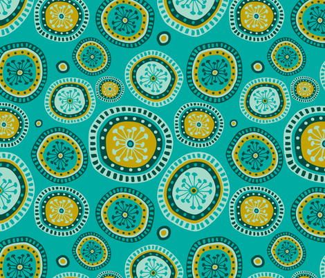 Wheels fabric by sketchcreative on Spoonflower - custom fabric