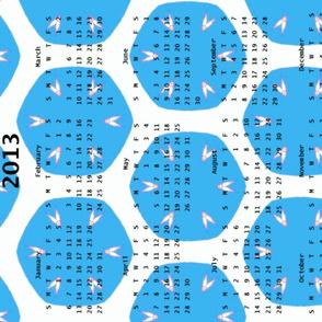 2013 Calendar - Busy Bees 3