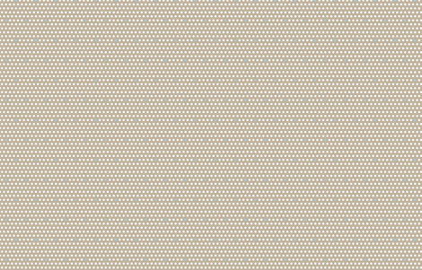Woodland Dots Taupe fabric by emma_smith on Spoonflower - custom fabric