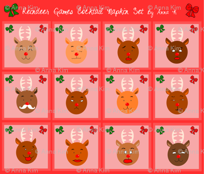Reindeer_Games_Cocktail_Napkins