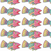 Singing Rainbow Fish