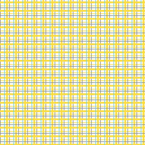 Karter's Plaid fabric by cksstudio80 on Spoonflower - custom fabric